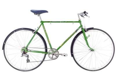custom puch clubman grün