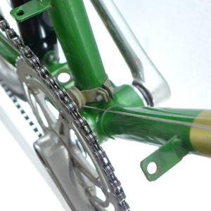 clubman green 0519 kurbel 300px - Puch Clubman custom bike