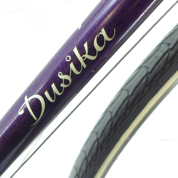 rb dusika 154 600 - Dusika Weltrekord Vintage Bike