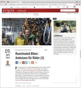 rb presse kurier2 320px 278x300 - Reviews und Presse