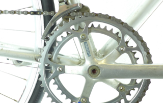 Bianchi Bahnrad-Stadtrad Kurbel