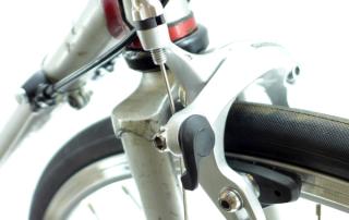 Bianchi Bahnrad-Stadtrad Vorderbremse