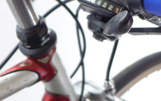 Bianchi Bahnrad-Stadtrad Schaltung