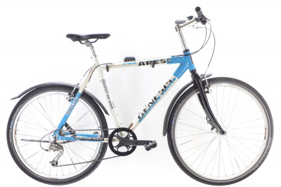 Genesis Ares Neubau Fahrrad