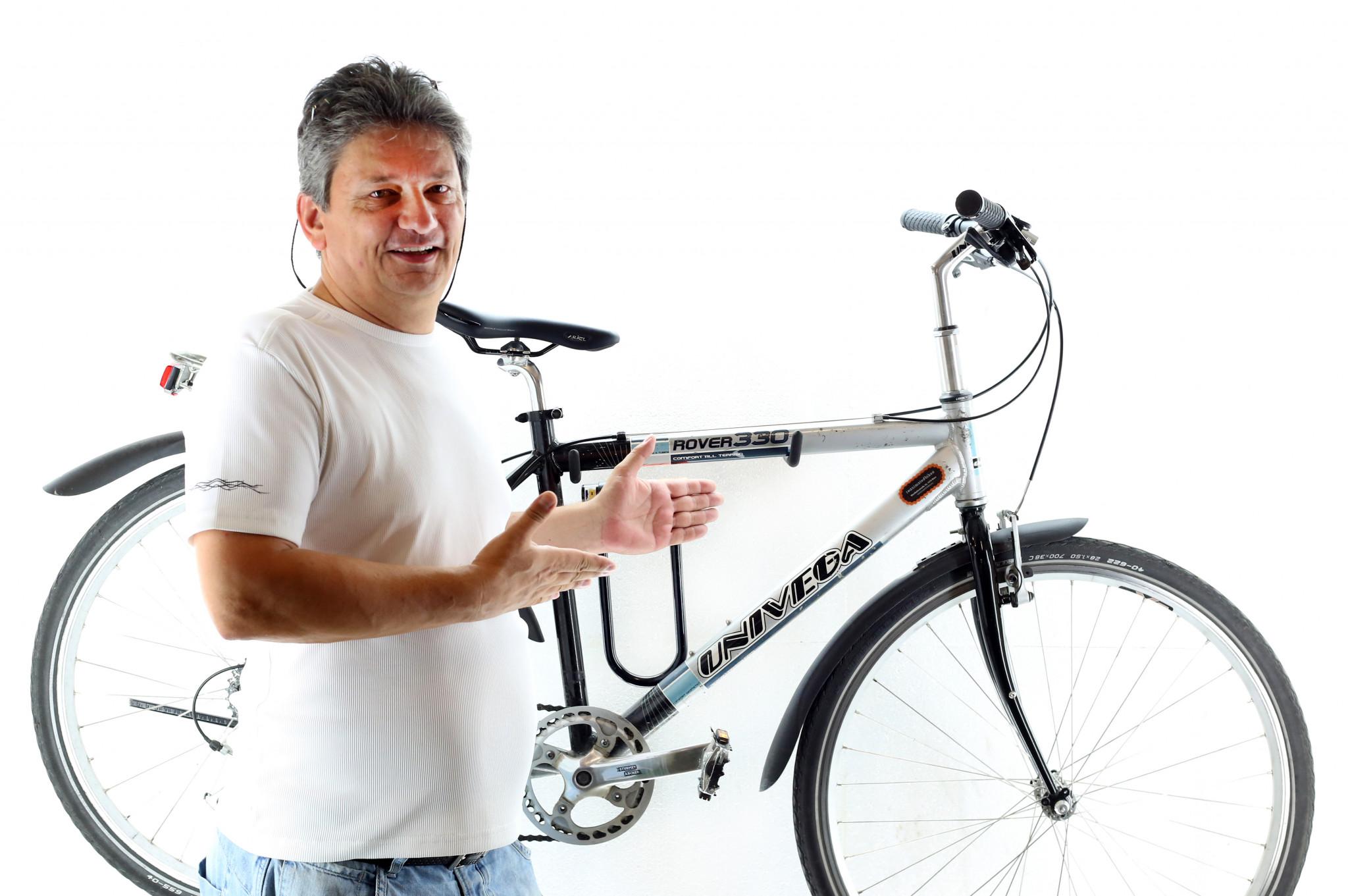 "cu univega kurt 2 - ""Ride it your way"" Neubau"