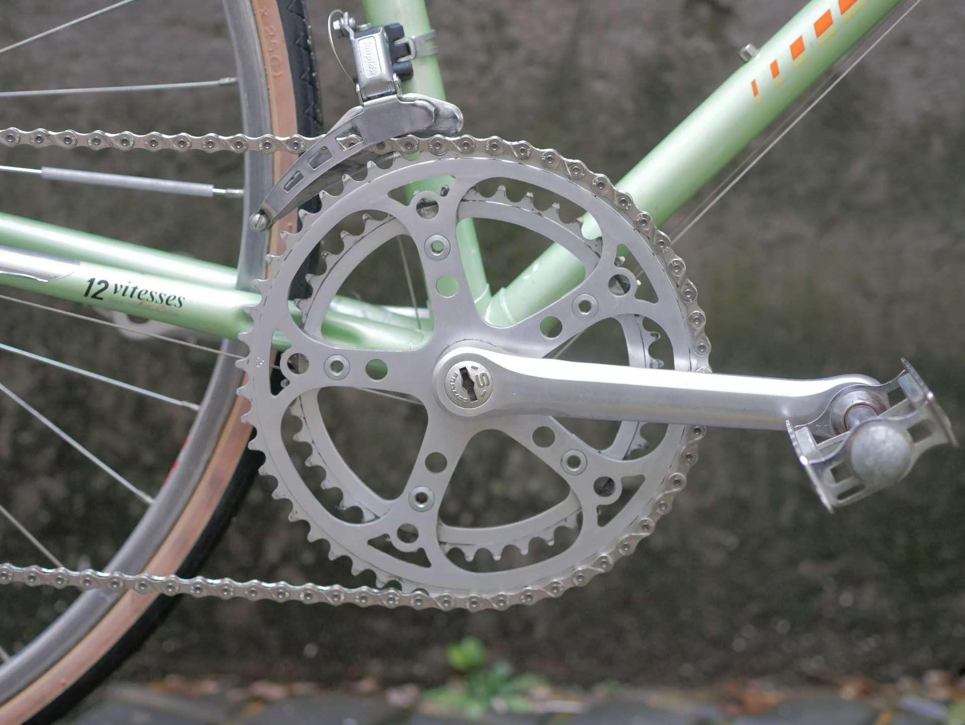 P1090028 - Peugeot custom vintage bike