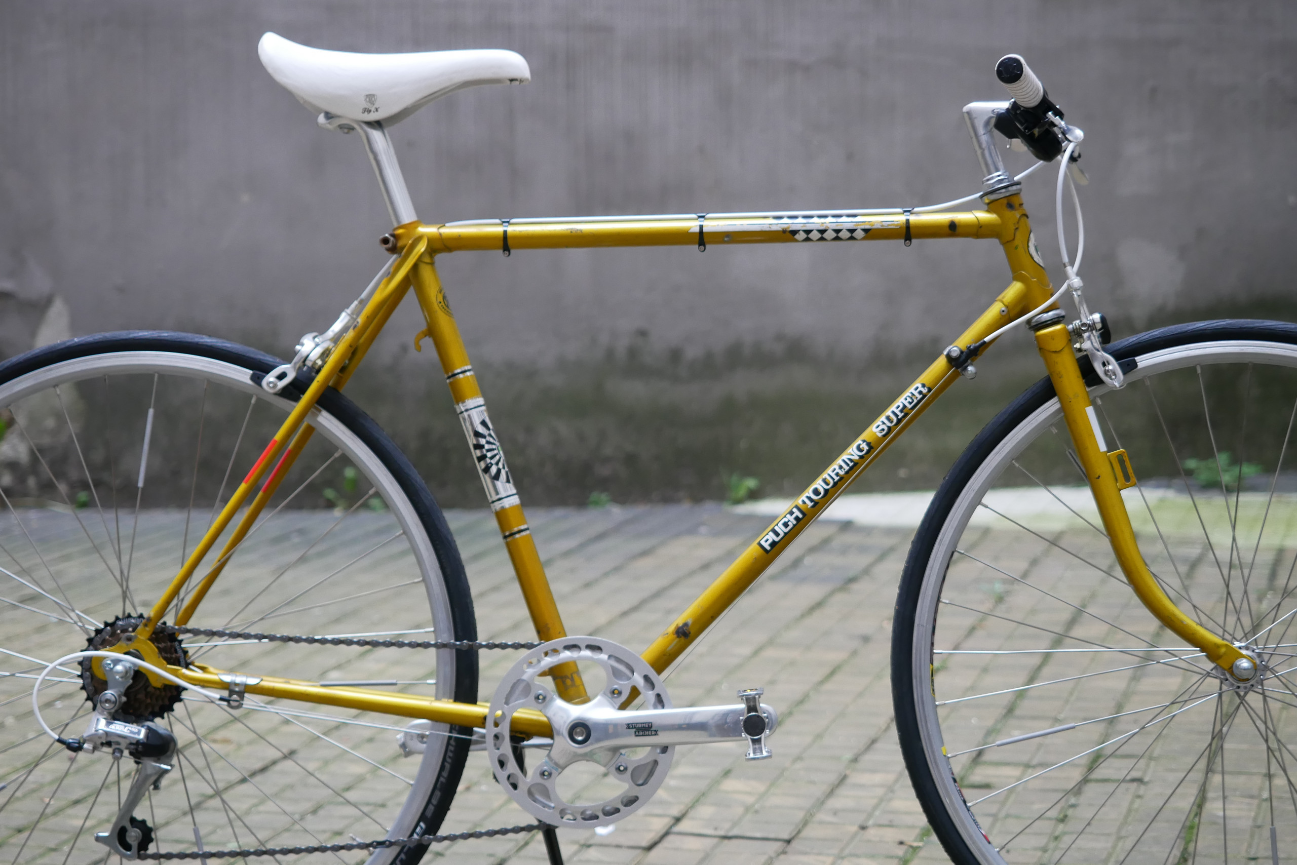 P1080218 scaled - SHOWROOM - custom bikes - neubau - vintage bikes